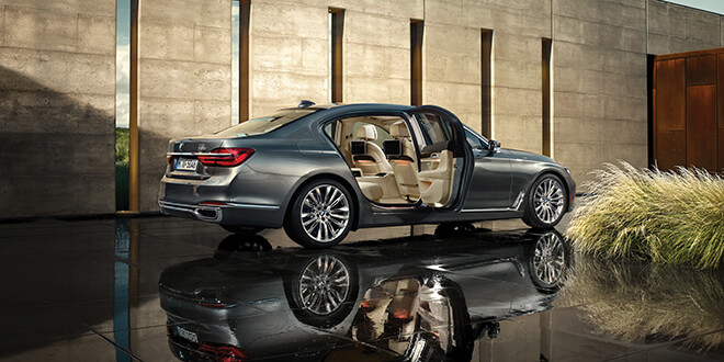 Bmw 7 Series Best Luxury Cars: BMW 7 Series Extended Length Hire