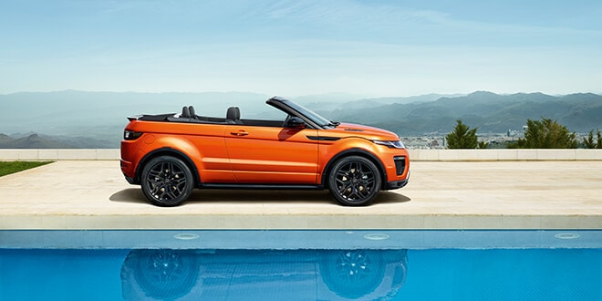 land rover evoque cabriolet location sixt sports luxury cars. Black Bedroom Furniture Sets. Home Design Ideas